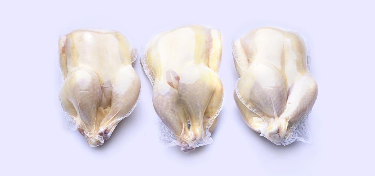 Empaques termoencogibles son ideales para procesos de desinfección sin dañar el producto